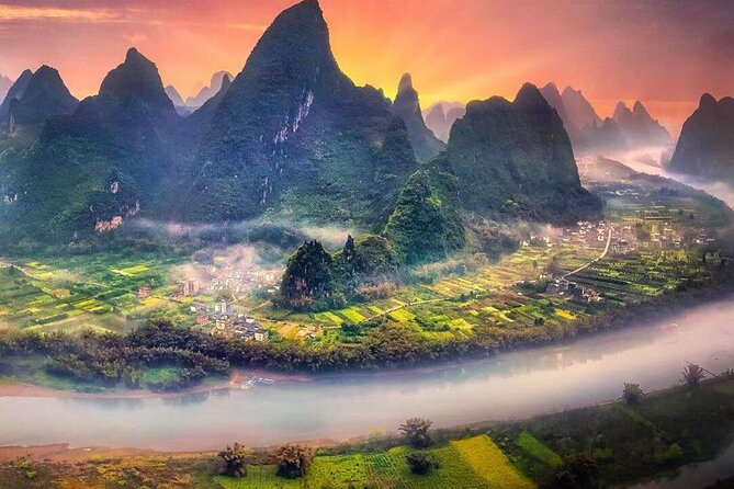 1-Day Yangshuo Tour and Ends of Longji Rice Terraces from Guilin City