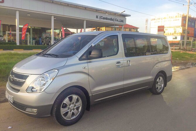 Private Taxi Overland Transfer From Battambang - Phnom Penh