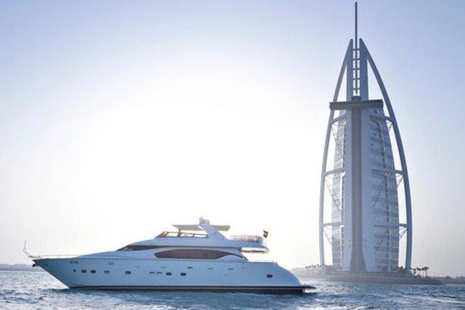 Dubai Marina Luxury Yacht Tour with BF or BBQ