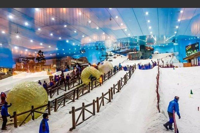 Sky Dubai & Entrance Tickets
