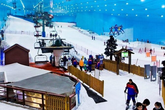 Enjoy Ski Dubai with Entrance Tickets