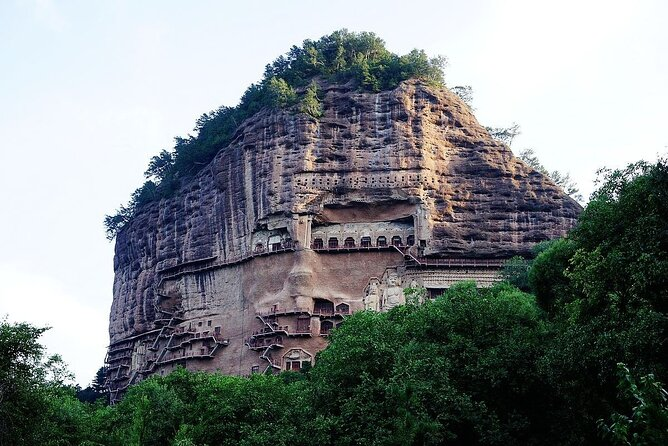 One Day Tianshui Private Tour to Maijishan Grottoes