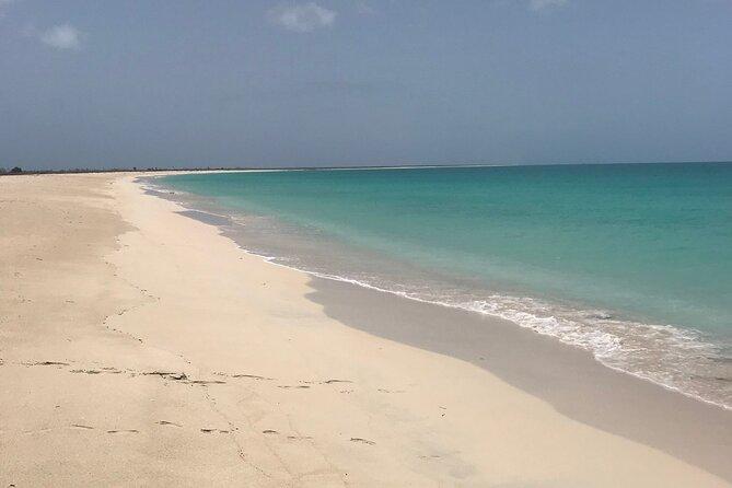 Barbuda by Sea