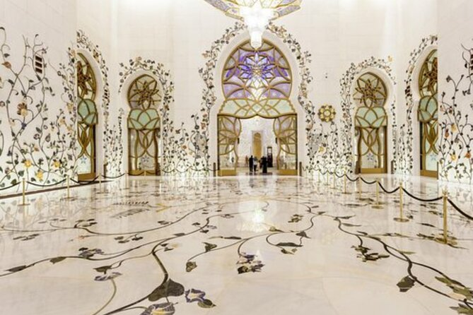 Private Half Day Tour Abu Dhabi , Sheikh Zayed Mosque from Dubai