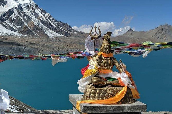 5 Days Amazing Tilicho Glacier lake trekking from Pokhara