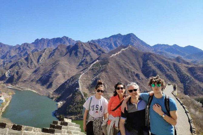 Great Wall Hiking Day Tour From Huanghuacheng To Xishuiyu