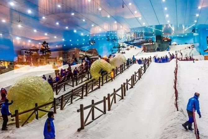 Enjoy Ski Dubai with Entrance Tickets