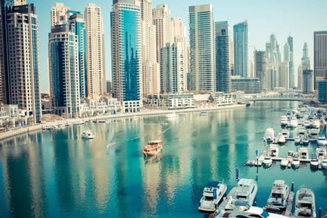 Private Half Day Tour Dubai City