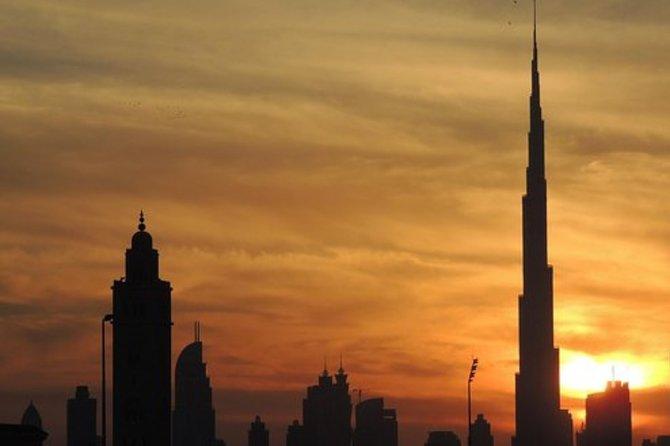 Dubai City Tour and Monorail Tickets