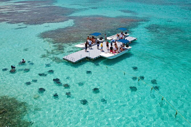 Adventure For Four, Stingray City