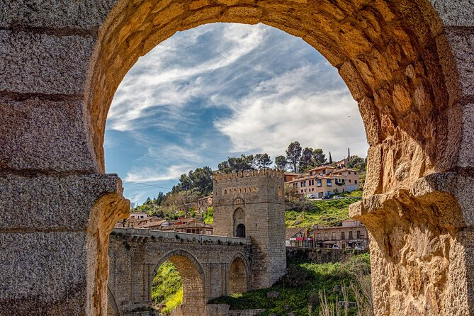 Touristic highlights of Toledo on a Private half day tour with a local