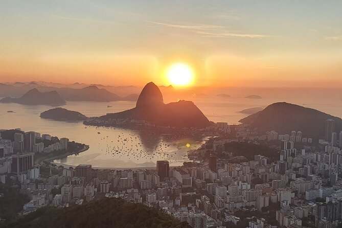Rio Sunrise Private Tour