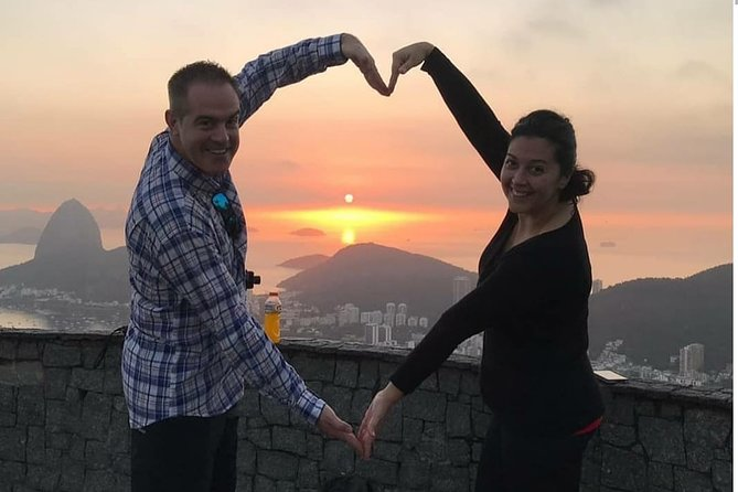 Rio Sunrise Private Tour