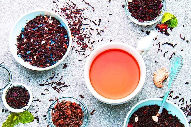 Ceylon Tea Tasting from Galle