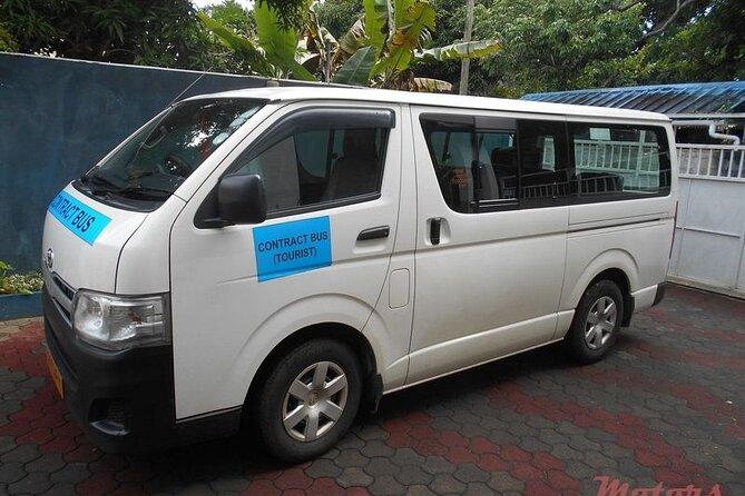 Private Airport Transfer in Mauritius