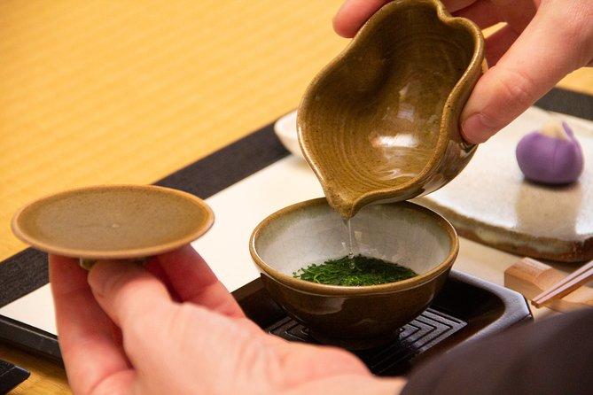 Enjoy the activities at this green tea production site and Japan's best matcha