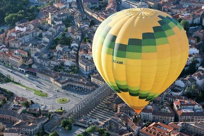 Hot Air Balloon Ride over Segovia