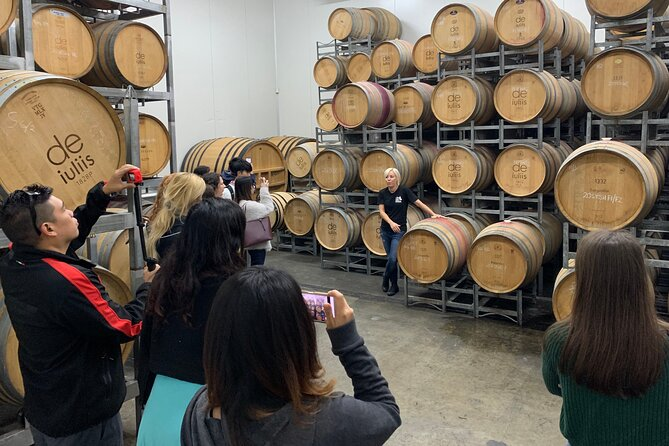 Meet the makers at each winery