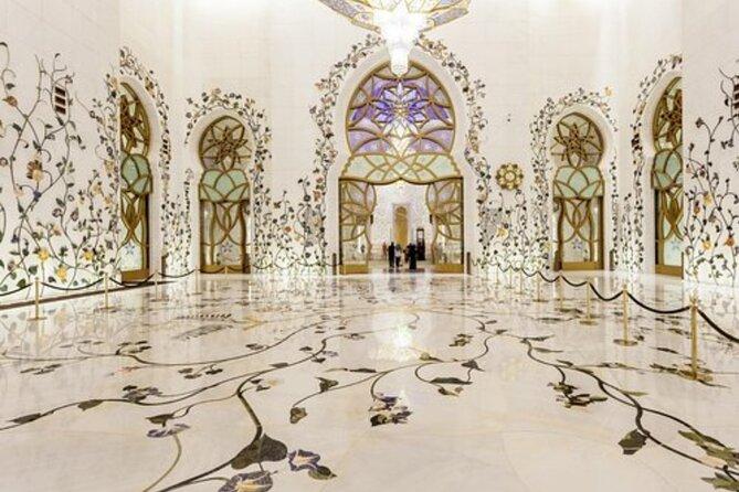Full Day Tour Of Abu Dhabi