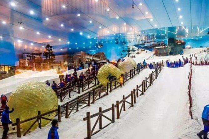 Amazing Tour Sky Dubai & Entrance Tickets