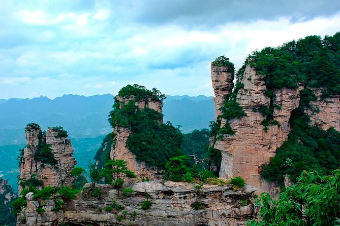 Zhangjiajie Private Day Trip: Zhangjiajie National Forest Park, Avatar Mountain