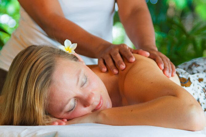60 Minutes Balinese Massage for A Deep Relaxation