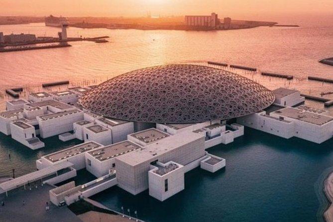 Enjoy Abu Dhabi City Tour & Ferrari World Tickets