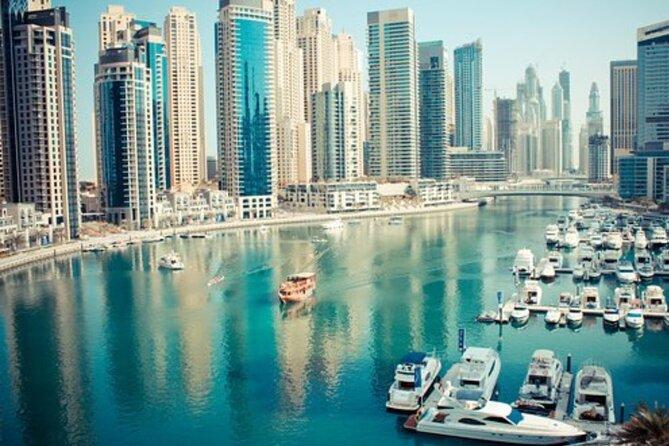 Enjoy Private Dubai Full Day Tour