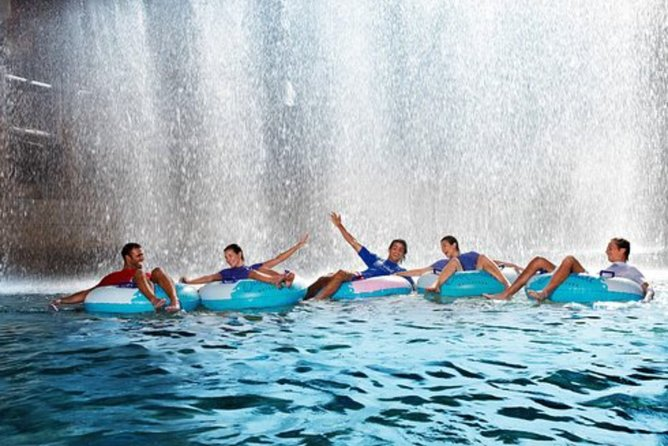 Amazing Tour Wild Wadi Water Park