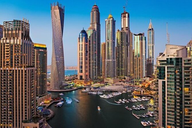 Private Dubai Marina Luxury Yacht Tour with BF or BBQ