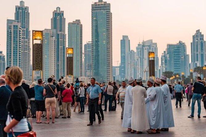 Enjoy Amazing Half Day Dubai City Tour