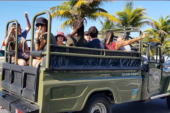 Jeep Tour - Tropical Paradise and Pedra do Telégrafo - RJ