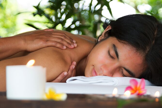 90 Minutes Balinese Massage for A Deeper Relaxation