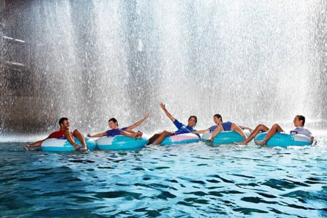 Wild Wadi Water Park Tour