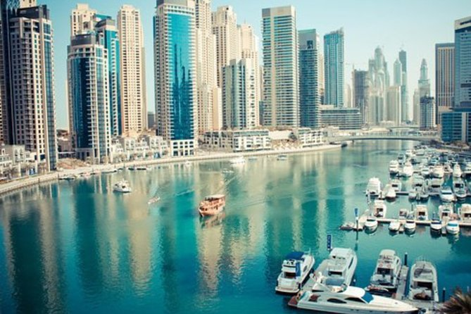 Dubai Marina Luxury Yacht Tour with BF or BBQ