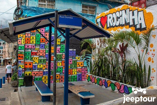 Jeep Tour - Favela da Rocinha - Rj
