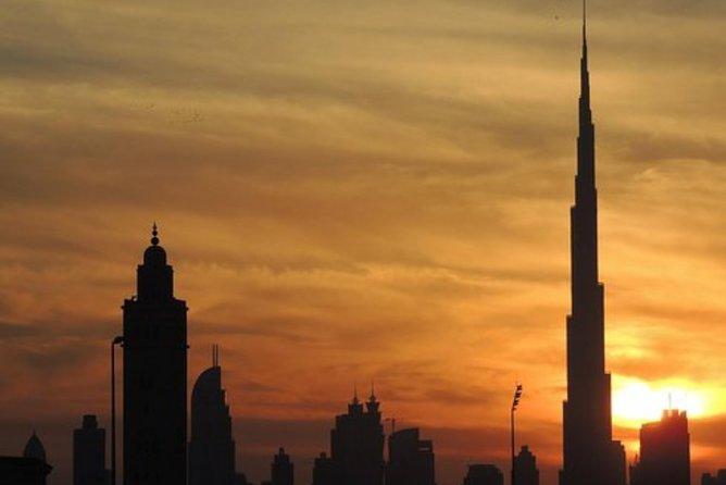 Amazing Dubai City Tour with Tour Guide