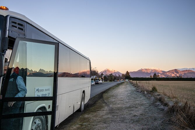 Return Mt Hutt Mountain Transfers