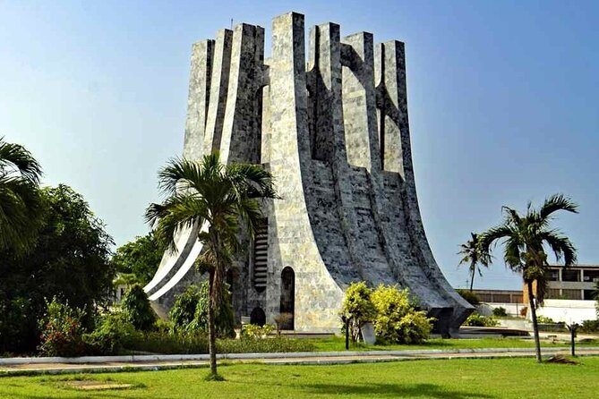 Black Heritage Tour of Accra - Good