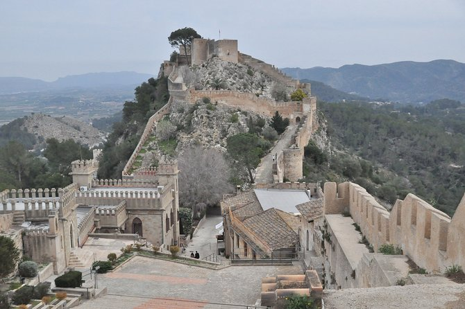 Private Day Trip to Xàtiva from Valencia with a local
