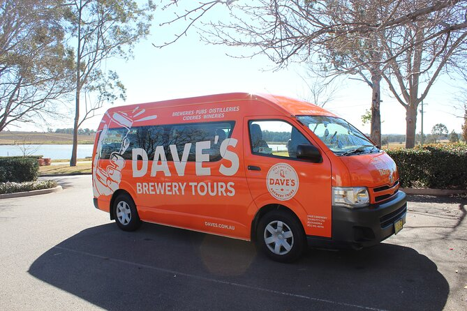 Small group touring in our Dave's buses