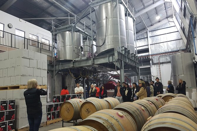 Learn all about the craft of winemaking in the Hunter