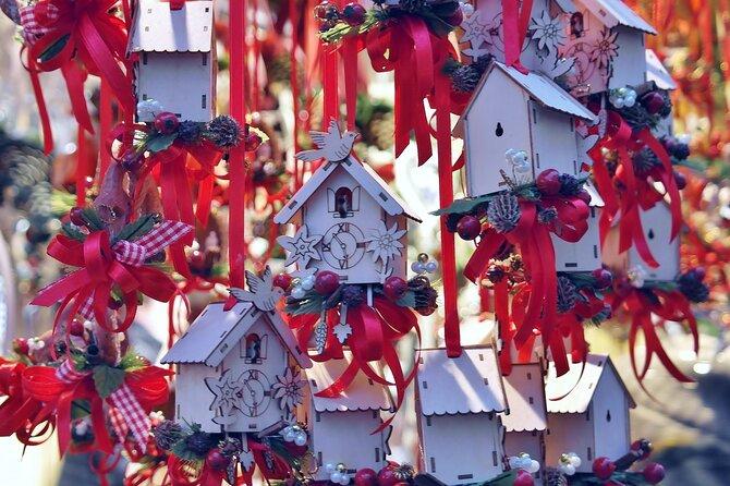 Freiburg Christmas Market Tour