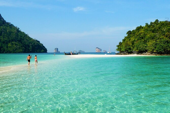 4 Islands Day Trip in Krabi via Speedboat
