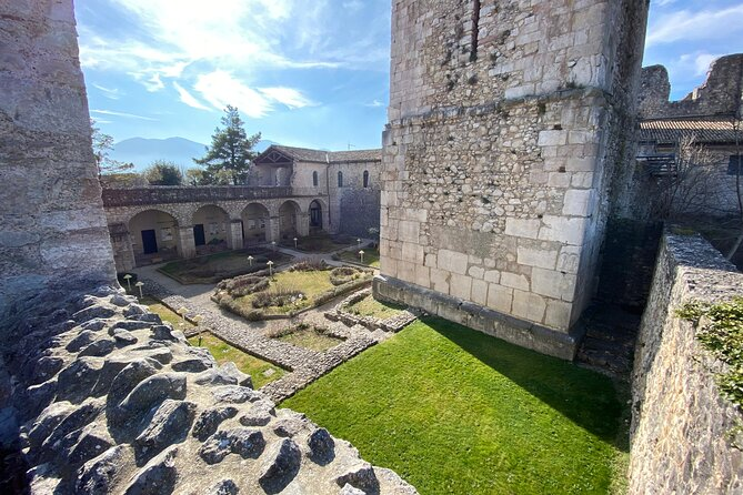 The charm of a thousand-year-old Abbey