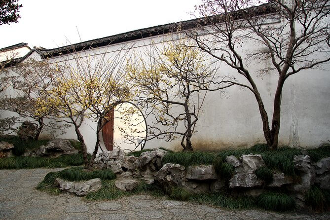 Suzhou Private Day Tour: Classical Gardens