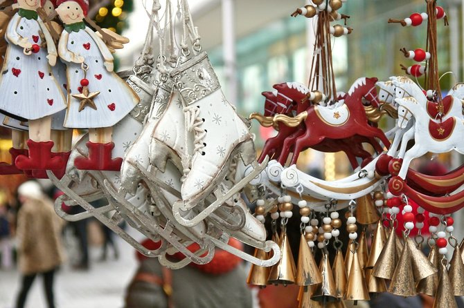 Heidelberg Christmas Market Tour