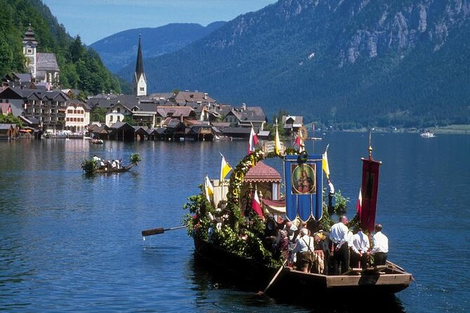 Hallstatt Small Group Tour with Accomodation Pick Up