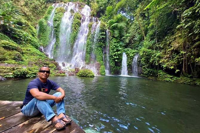 Private Full-Day Tour of Hidden Waterfalls in Bali