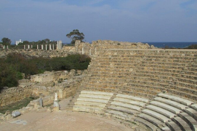 Famagusta and Salamis Coach Tour in Russian from Ayia Napa, Protaras and Larnaca